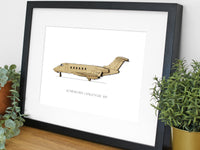 Bombardier Challenger 300 aviation gifts