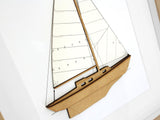 sailboat decor, nautical wall art