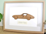 Corvette C2 gift home decor