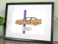 BMW E36 M3 Coupe gifts