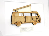 VW T2 Campervan interior decor