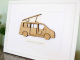 VW T6 California art