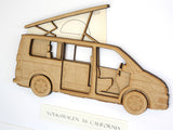 VW T6 California decor