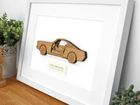 Ford Mustang art, automotive gifts