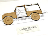 Series 1 Land Rover gifts