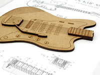 guitarist gifts, electric guitar patent art