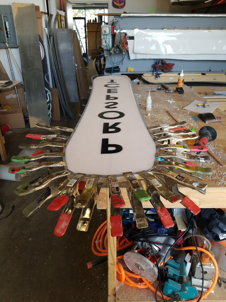 Snowboard Building Kits