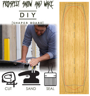 DIY Shaper board
