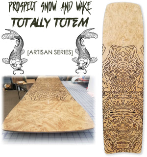 Totally Totem LIMITED PRODUCTION of 10