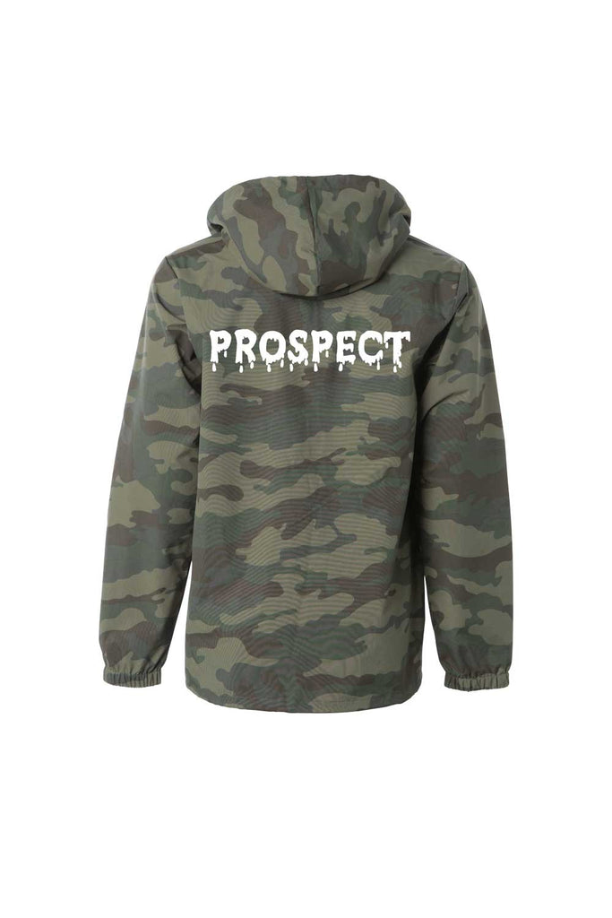 Prospect Waterproof Windbreaker