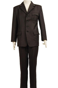 Doctor Who Dr Brown Cosplay Costume