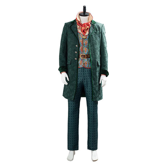2020 Dolittle Robert Downey Jr. Dr. Dolittle Cosplay Costume
