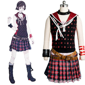 Final Fantasy XV FF 15 Iris Amicitia Robe Cosplay Costume