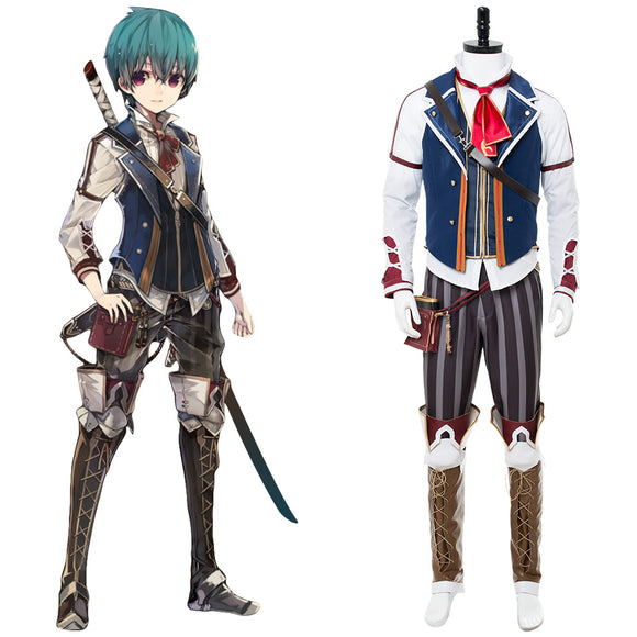 Grimms Notes EX Cosplay Costume