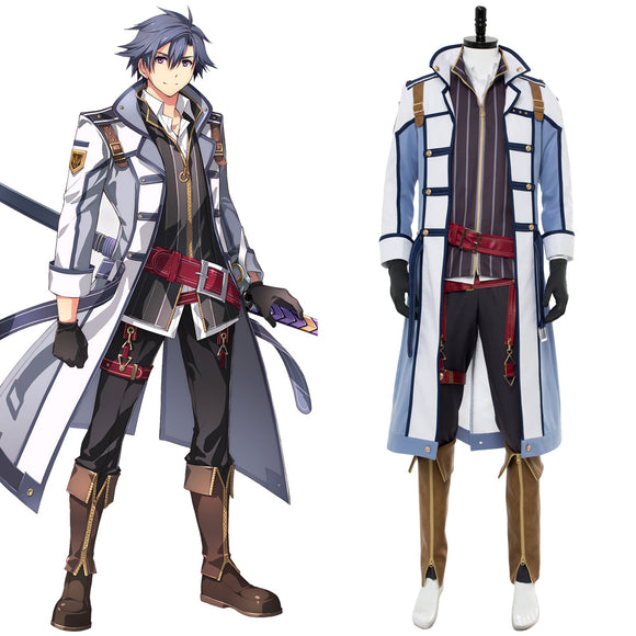 The Legend of Heroes Trails of Cold Steel Rean Schwarzer Cosplay Costume