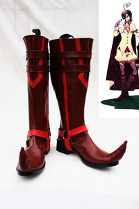 Blue Exorcist Ao No Exorcist Mephisto Pheles Cosplay Chaussures