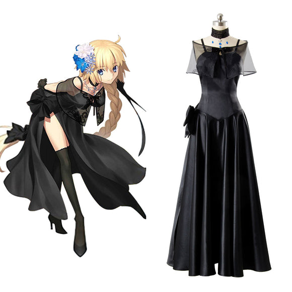 Fate Grand Order Jeanne d'Arc Robe Cosplay Costume