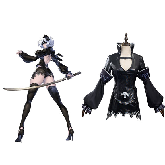 Nier Reincarnation 2B Cosplay Costume