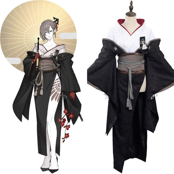 NieR Reincarnation Assassin Cosplay Costume