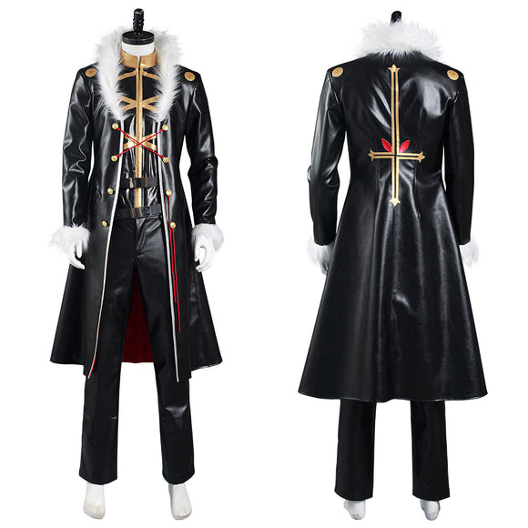 Hunter x Hunter HxH Chrollo Lucilfer Cosplay Costume