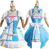The Idolmaster Cinderella Starlight Stage Robe Cosplay Costume