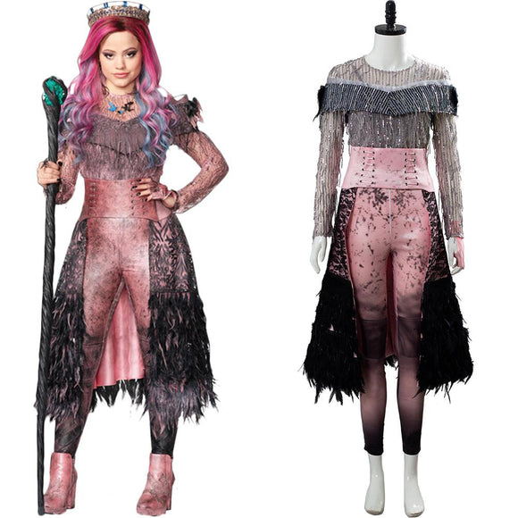 Descendants 3 Evil Audrey Cosplay Costume