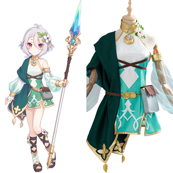 Princess Connect Re:Dive Kokkoro Jupe Cosplay Costume