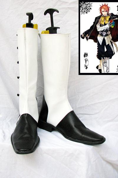 Black Butler Charles Cosplay Chaussures