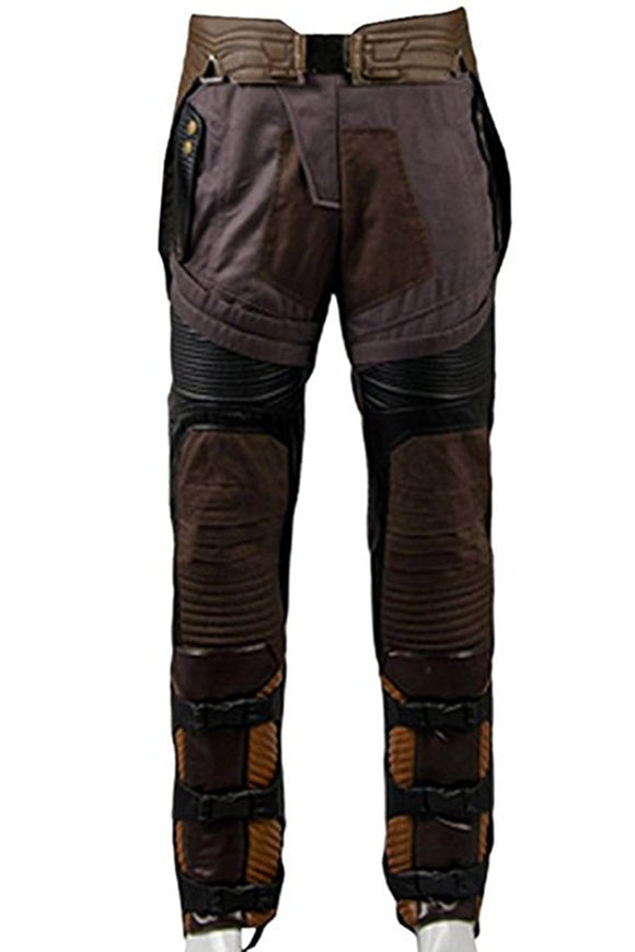 Guardians of the Galaxy 2 Peter Jason Quill Starlord Pantalon Cosplay Costume