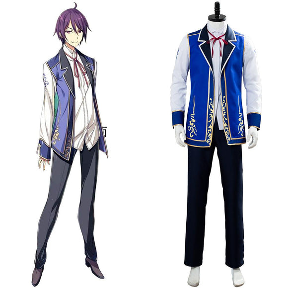 Kenja no Mago Wise Man's Grandchild Walford Shin Cosplay Costume