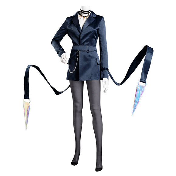 LOL KDA Agony's Embrace Evelynn Halloween Carnaval Cosplay Costume