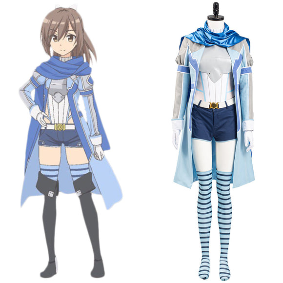 BOFURI: I Don't Want to Get Hurt So I'll Max Out My Defense Sally Halloween Cosplay Costume