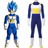 Dragon Ball Z DBZ Vegeta IV Cosplay Costume