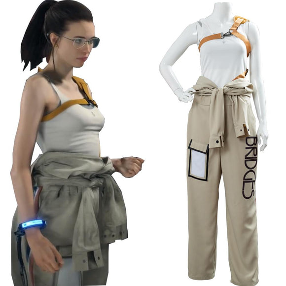 Death Stranding Mama Cosplay Costume