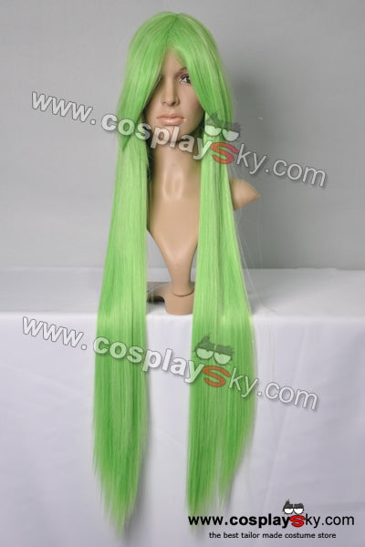 Code Geass C.C. Cosplay Perruque