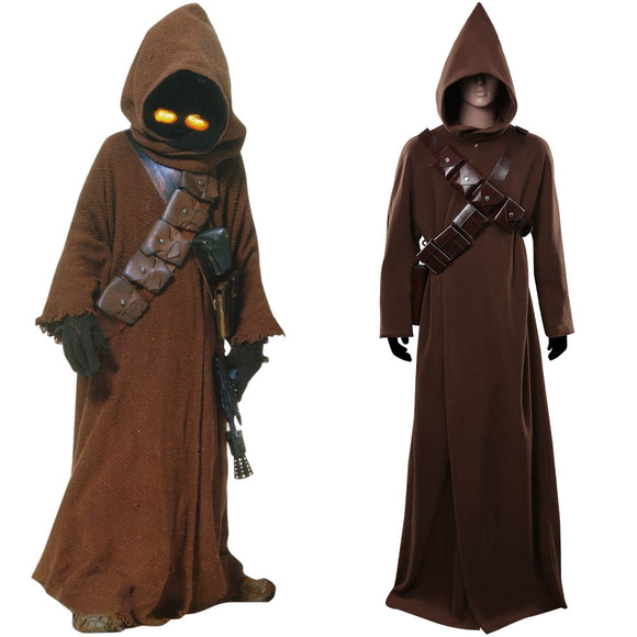 Star Wars The Mandalorian Jawas Cosplay Costume