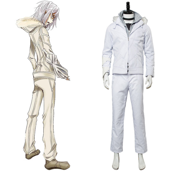 A Certain Magical Index Scientific Railgun 3 Akuserarēta Accelerator Cosplay Costume
