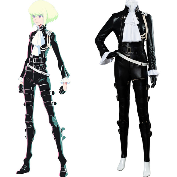 Anime Film Promare Lio Fotia Cosplay Costume