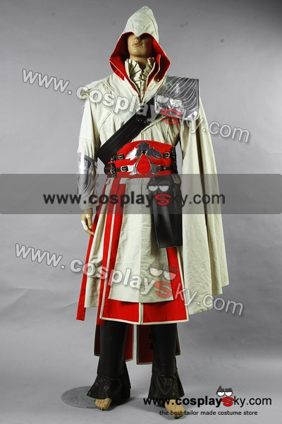 Assassin's Creed: Brotherhood Ezio Cosplay Costume
