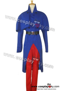 Axis Powers Hetalia Francis Bonnefoy Cosplay Costume