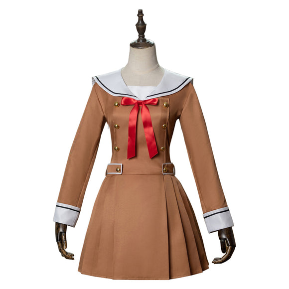 BanG Dream! Ichigaya Arisa Uniforme Japonais Cosplay Costume