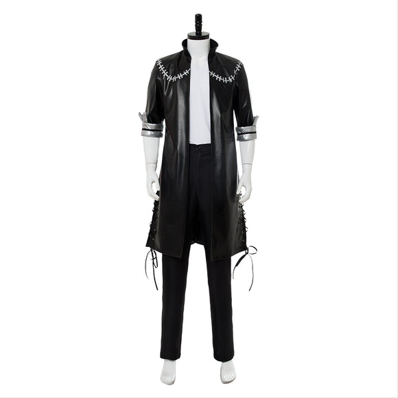 Boku no Hero Academia Villain Dabi Cosplay Costume
