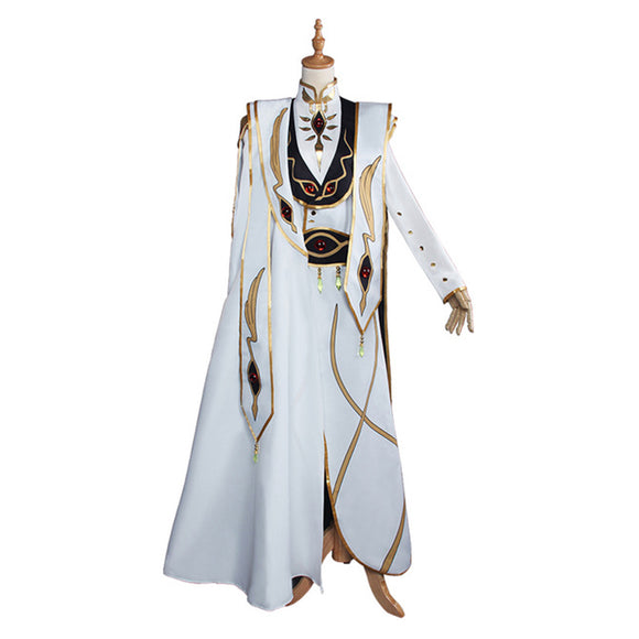Code Geass: Lelouch of the Rebellion Empereur Cosplay Costume