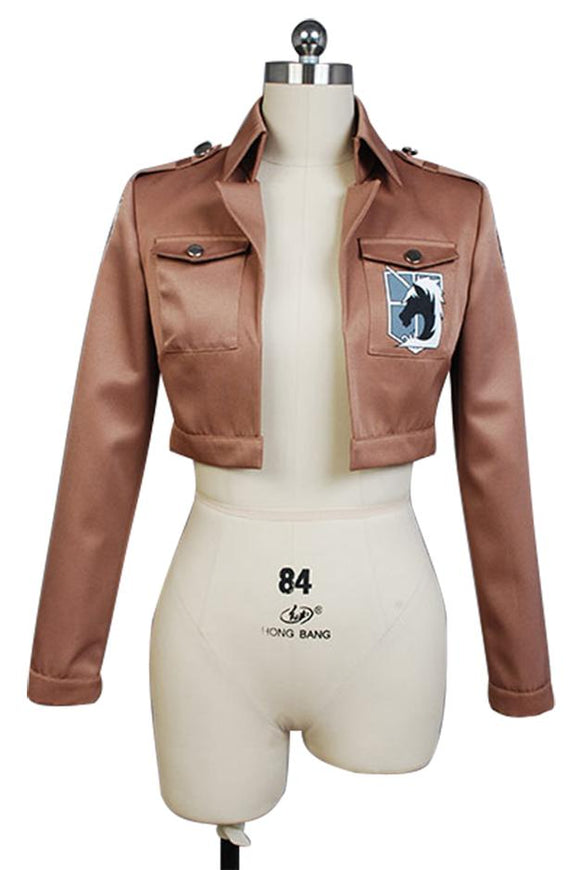 Attack on Titan Shingeki no Kyojin Costume des Brigades Spéciales