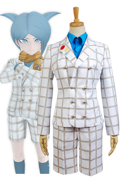 Danganronpa AnotherEpisode Nagisa Shingetsu Cosplay Costume