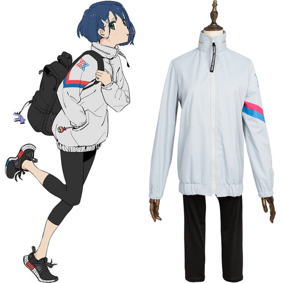Darling in the Franxx Ichigo 015 Uniforme Sport Cosplay Costume