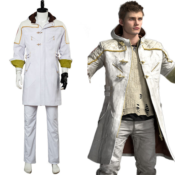 Devil May Cry V DMC 5 Nero DLC EX COLOR Cosplay Costume Ver 2