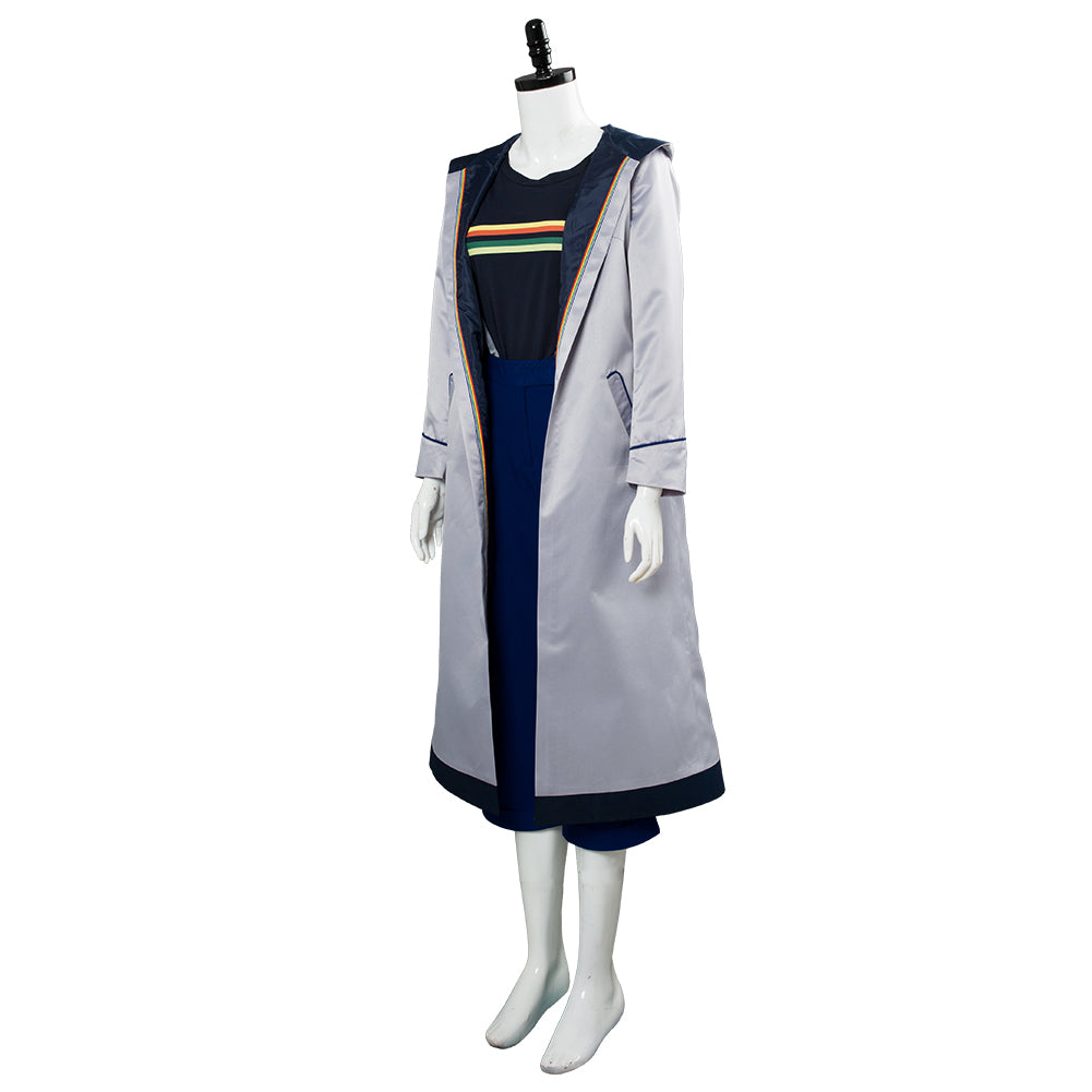 Doctor Who 13 Doctor Jodie Whittaker Cosplay Costume ...