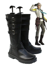 FF 13-2 Final Fantasy XIII-2 Hope Estheim  Cosplay Chaussures