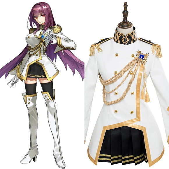 Fate Extella Link Scathach Keroro Magic Mirror Cosplay Costume